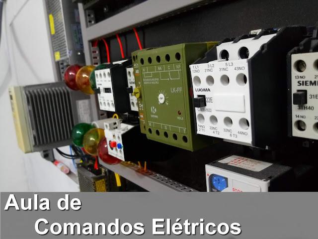 Aprender Comandos Elétricos - Reversão de MIT