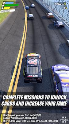 NASCAR Rush v1.0 Mod APK4