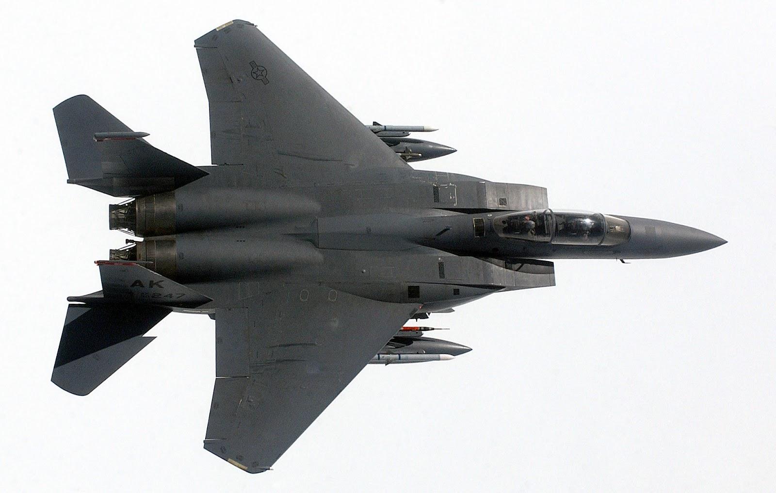 Defense Strategies: Boeing F-15SE Silent Eagle, United States of America