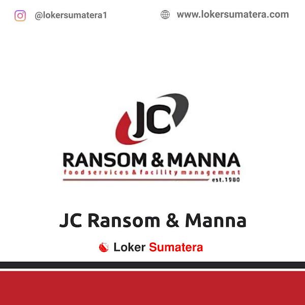 Lowongan Kerja Pangkalan Kerinci, JC Ransom & Manna Juni 2021