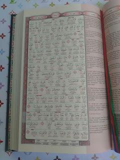 Tampilan Dalam Al-Quran Transliterasi Latin Al-Hadi