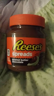 reeses peanut butter chocolate spread recipe idea