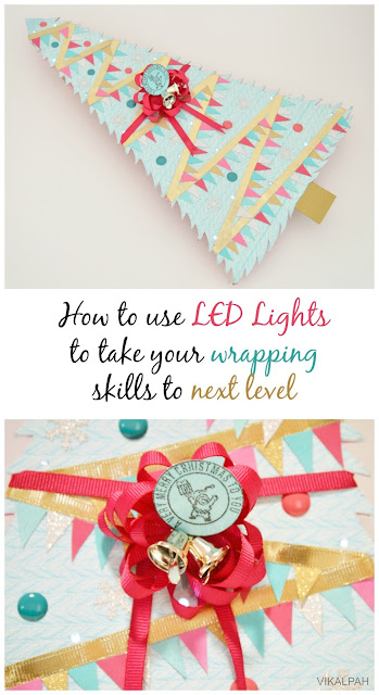 how to use LED lights to take your wrapping skills to next level