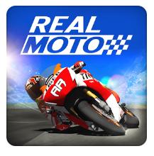 Real Moto Apk, balapan, motor,