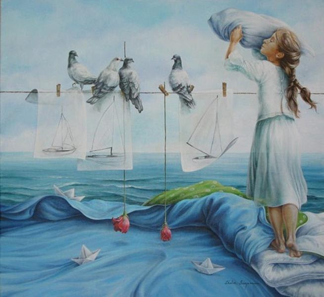 05-Chelin-Sanjuan Piquero-Oil-Paintings-in-Magical-Realism-www-designstack-co