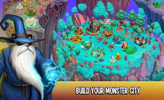 Download Monster Legends V4.8 MOD Apk ( Unlimited Gold/Gems )