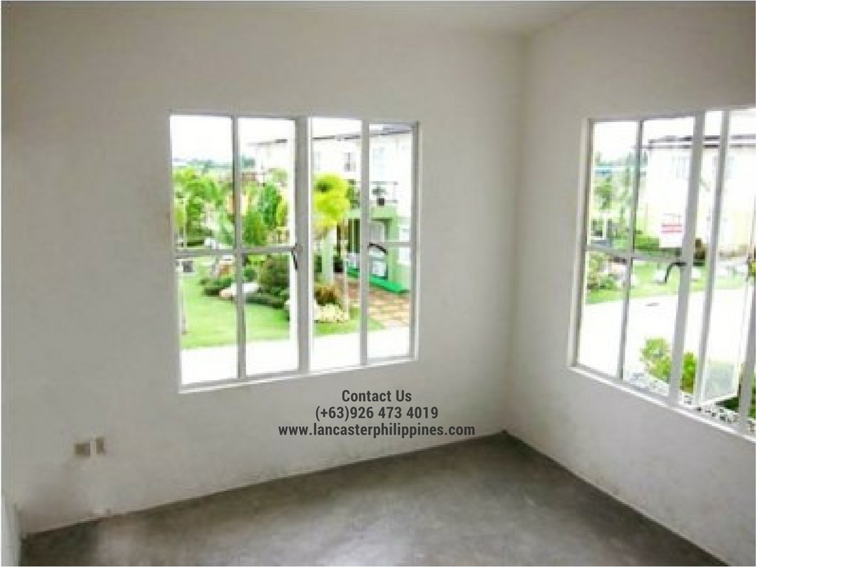 Alice House Model - Lancaster New City House for Sale Imus Cavite