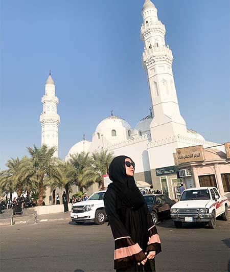 Masayu Clara Pakai Hijab 4