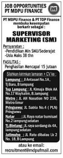 PT. MDPU Finance