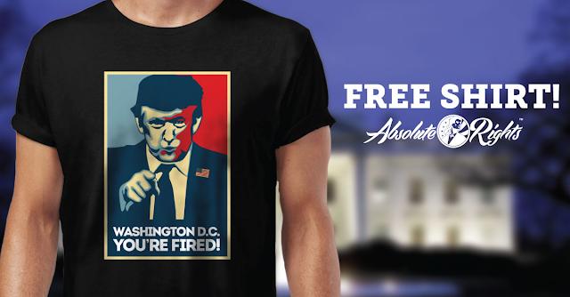 Donald-Trump _ T-shirt