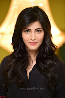Shruti Haasan Looks Stunning trendy cool in Black relaxed Shirt and Tight Leather Pants ~ .com Exclusive Pics 007.jpg