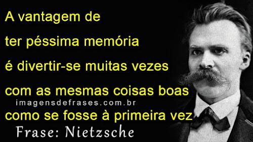 Friedrich Nietzsche - Pensamentos e Frases de Nietzsche