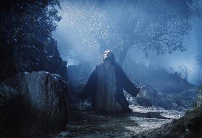 O sacrifício de Jesus: Tristeza, Luta e Submissão
