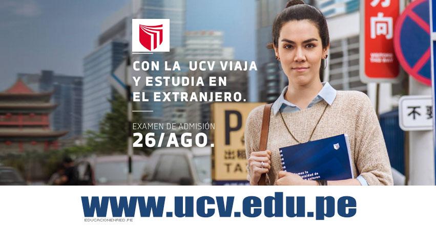 Resultados Examen de Aptitud UCV 2018 (26 Agosto) Lista Ingresantes Examen de Admisión - Examen de Ganadores - Universidad César Vallejo - www.ucv.edu.pe