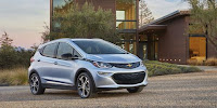 Chevrolet boltev (Credit: Road & Track) Click to Enlarge.