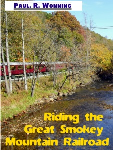 Riding the Great Smokey Mountain Railroad