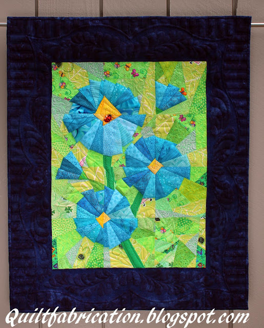 Scraplicious Florabunda by QuiltFabrication
