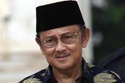 BJ Habibie Ungkap Keinginan Singapura Sewa Kapulauan Riau 100 tahun