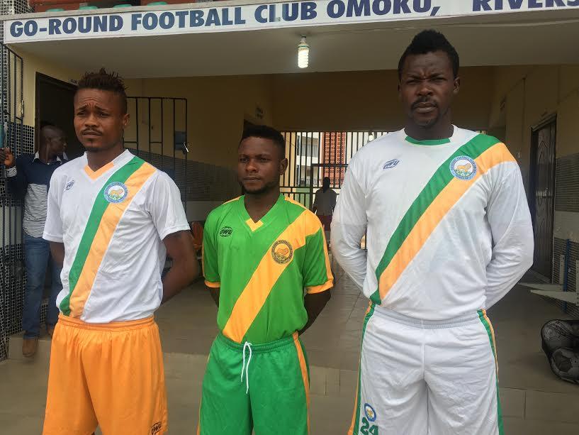 Draw At Bayelsa United Shoots Go Round FC Back On Top