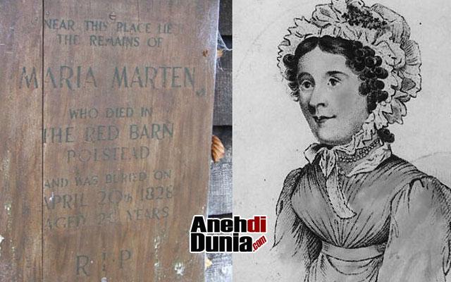 Kasus Maria Marten
