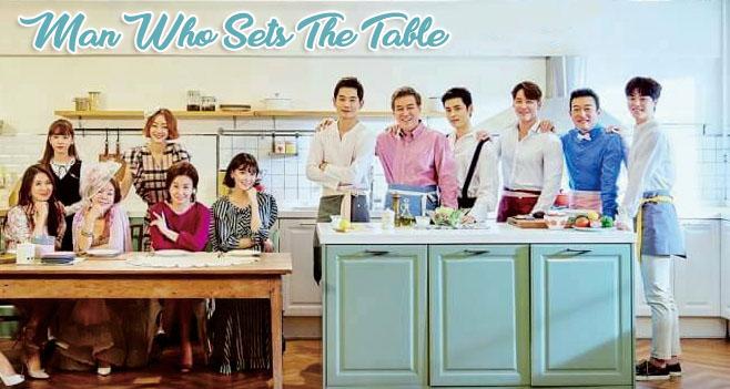 Drama Korea Man Who Sets The Table