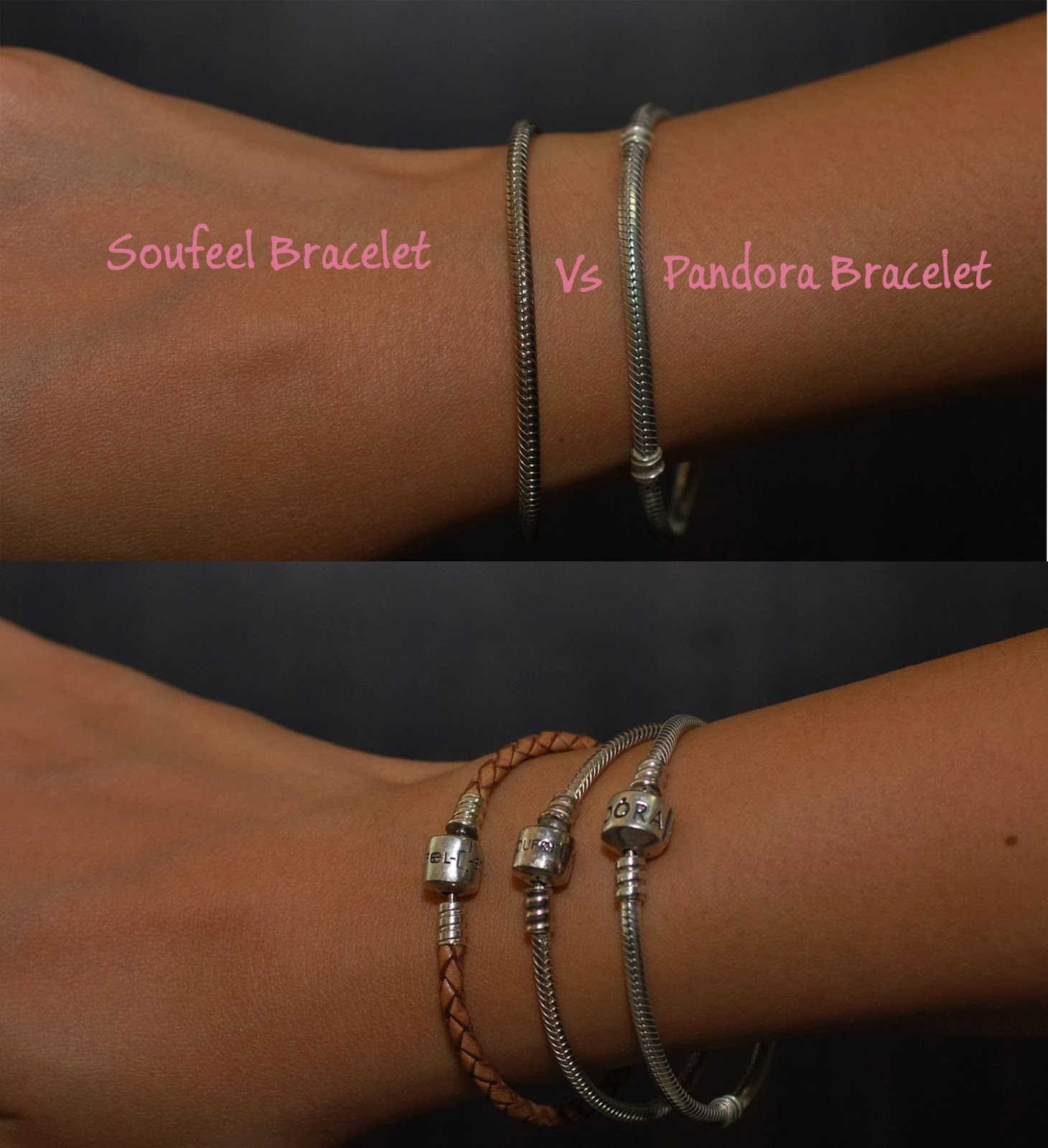 How To Clean Pandora Bracelet And Charms: NEWBIE On Charm Bracelet (Same But Different): Updated