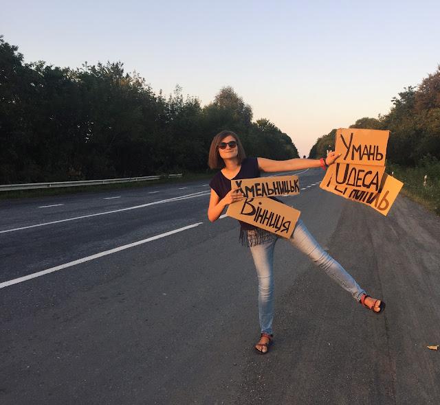 Trip; Travel; Traveller; Autostop; Ukraina