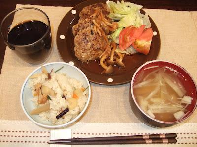 ある日の食卓 ②