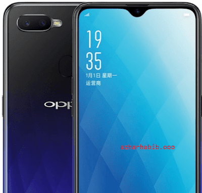 Oppo Unveils A7X With a Notch and Midrange Specs