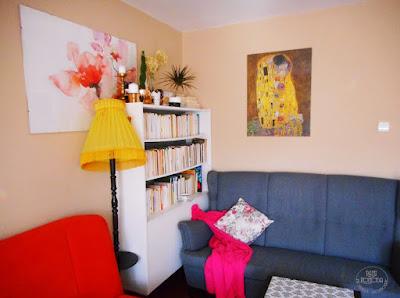 pokój dekoracje