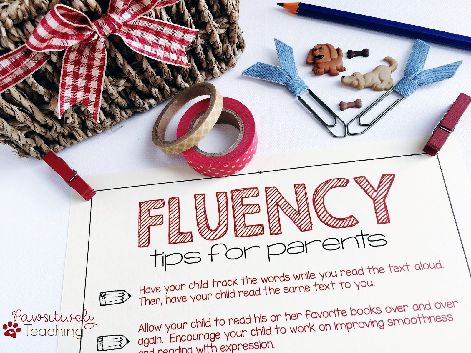 Parent Guide to Fluency in the Primary Grades
