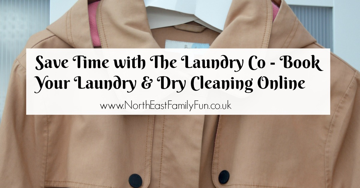 The Laundry Co - North East Dry Cleaning and Laundry collected from your door. Order and pay online - a review