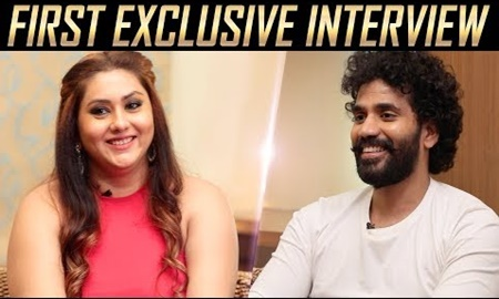 EXCLUSIVE: Couple's First Interview After Marriage | Namitha & Veerandra Chowdhary