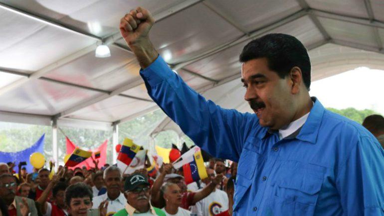 Maduro prepara anuncio sobre la convocatoria a la Constituyente de este domingo