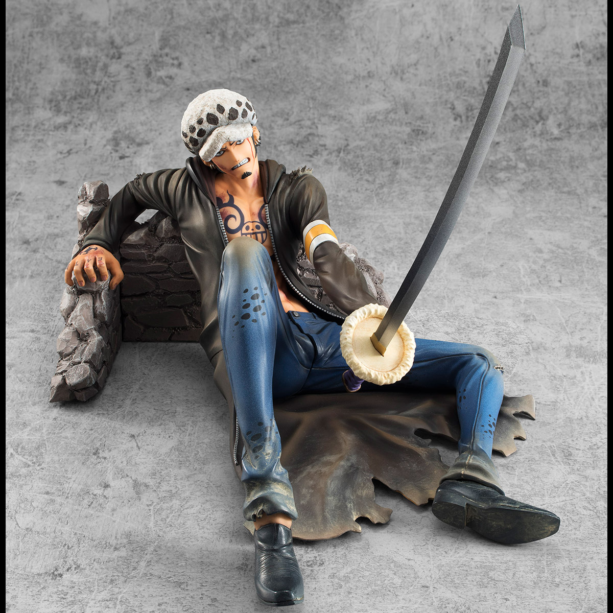 Portrait Of Pirates The Collection Trafalgar Law Ver Vs