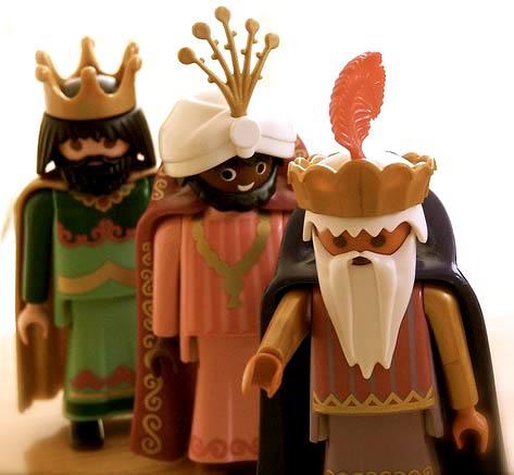 Mundo FiLi: La llegada de los Reyes Magos