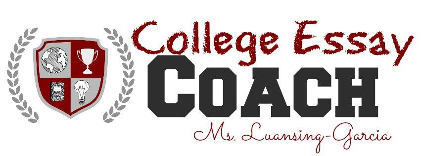 College essay coach