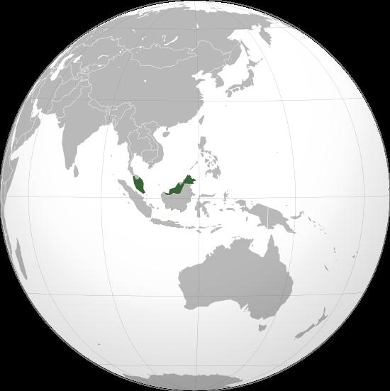 Letak Malaysia