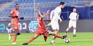 موعد مباراة الشباب والاتفاق الجمعة 15 مارس ضمن مباريات الدوري السعودي والقنوات الناقلة