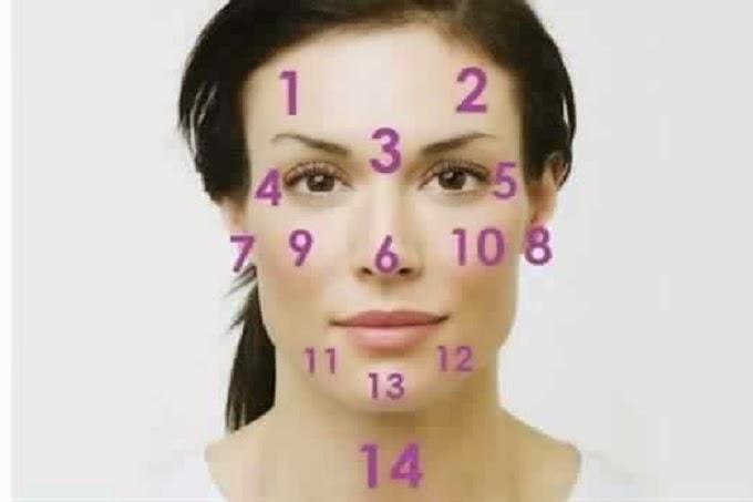 بالأرقام تعرف ماذا تقول ملامح وجهك عن جسمك !