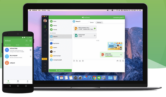 AirDroid 2017 Free Download