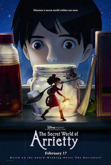 Ghibli | O mundo dos pequeninos - Vivendo Entre Palavras