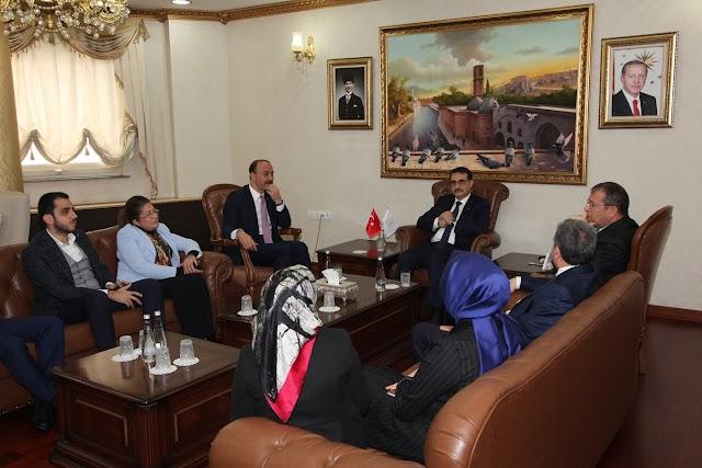 Enerji Bakanı'nın Çiftçilere müjdeleri