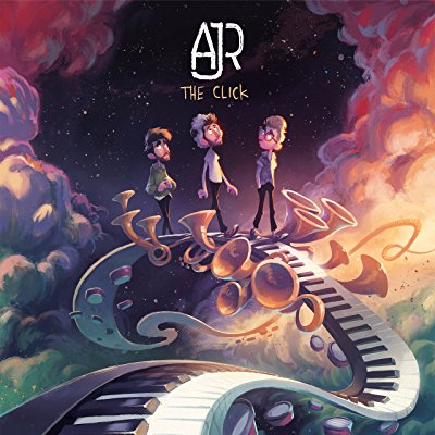 AJR - The Click - Album Download, Itunes Cover, Official Cover, Album CD Cover Art, Tracklist