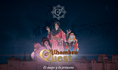 Alhambra Quest
