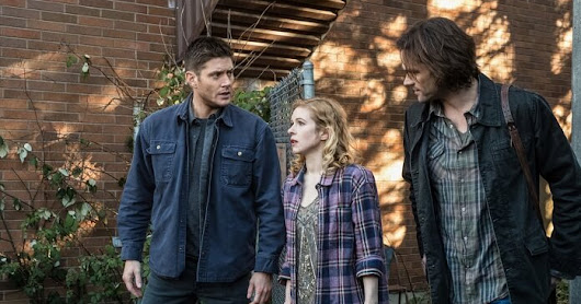 "Supernatural 13x17 ""The Thing"""