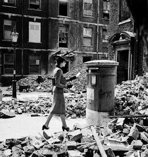 La résilience - Cecil Beaton