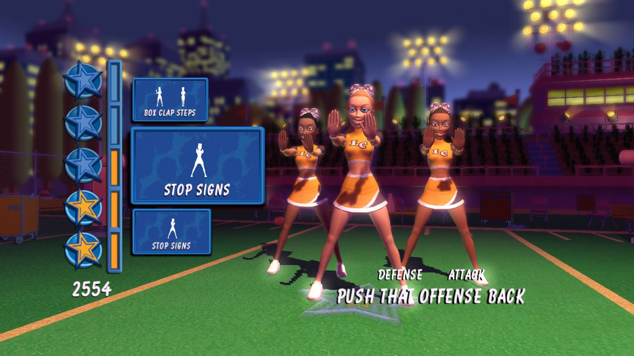Play Cheer Champions online on GamesGames