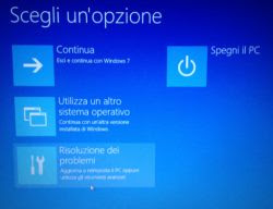 Come usare UEFI su PC Windows 8