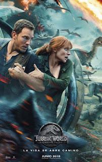 Jurassic World 2: El reino caído en Español Latino
